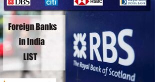 Foreign Banks in India